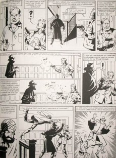 Extrait de Blake et Mortimer (Les Aventures de) -6TL- La Marque jaune