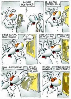 Extrait de Les lapinsgovin - Drôles de Lapins !