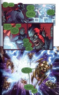 Extrait de Marvel Universe (Panini - 2007) -18- War of Kings (1/7)