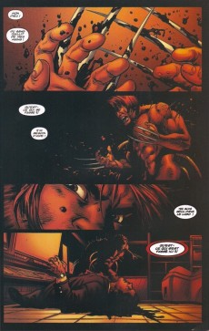 Extrait de Wolverine (Marvel France 1re série) (1997) -152- Origines et dénouements (3)
