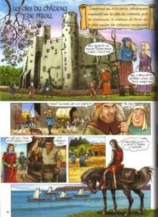 Extrait de Histoires et Légendes Normandes -2- Les belles et les bêtes