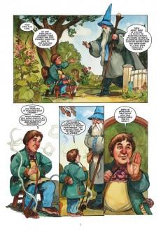 Extrait de Bilbo le Hobbit - Tome INTb2009