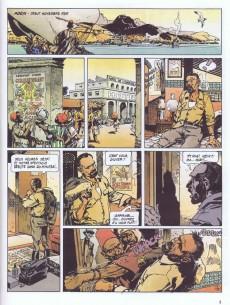 Extrait de Les anges d'acier -3- La rose d'Abyssinie