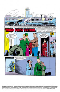 Extrait de 'Nam (The) (Marvel - 1986) -1- First patrol