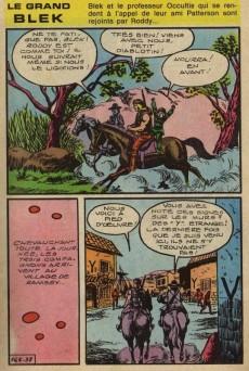 Extrait de Blek (Les albums du Grand) -339- Numéro 339