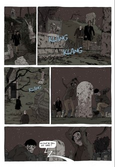 Extrait de Avec les morts