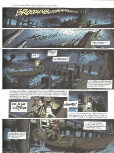 Extrait de Mic Mac Adam (Les nouvelles aventures de) -INT4- Le Livre des cendres