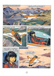 Extrait de Yoko Tsuno -15- Le canon de Kra