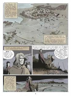 Extrait de Les aigles décapitées -5b- Saint-Malo de l'Isle