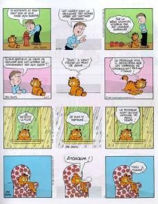 Extrait de Garfield -3- Les yeux plus gros que le ventre