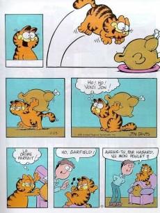 Extrait de Garfield -4- La faim justifie les moyens