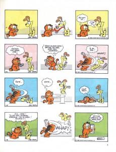 Extrait de Garfield -5- Moi, on m'aime