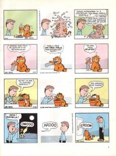 Extrait de Garfield -6- Une lasagne pour mon royaume