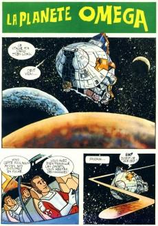 Extrait de Il était une fois... l'espace -1- La planète omega