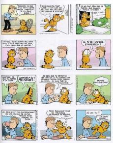 Extrait de Garfield -8- Qui dort, dîne !