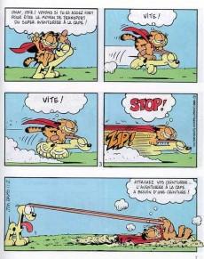 Extrait de Garfield -9- La bonne vie !
