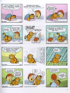 Extrait de Garfield -10- Tiens bon la rampe !