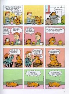 Extrait de Garfield -14- Lave plus blanc !