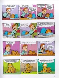 Extrait de Garfield -16- Fait feu de tout bois