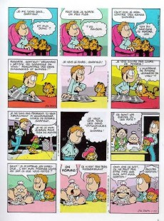 Extrait de Garfield -18- Dort sur ses deux oreilles