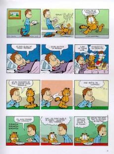 Extrait de Garfield -24- Garfield se prend au jeu