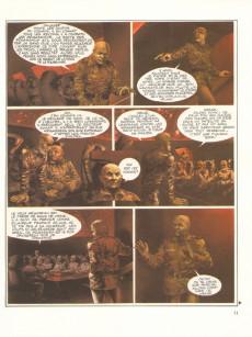Extrait de Krane le Guerrier -1- Krane le guerrier