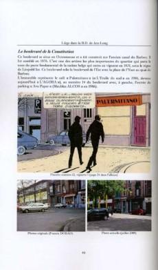 Extrait de Jess Long -HS- Liège dans la B.D. de Jess Long