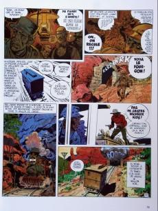 Extrait de Blueberry (Intégrale Le Soir 1) -9INT- Intégrale Le Soir - Volume 9