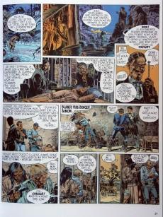 Extrait de Blueberry (Intégrale Le Soir 1) -10INT- Intégrale Le Soir - Volume 10