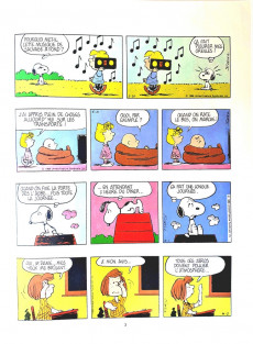 Extrait de Peanuts -6- (Snoopy - Dargaud) -6- L'infaillible Snoopy