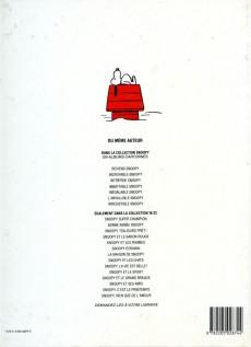 Extrait de Peanuts -6- (Snoopy - Dargaud) -7- Irrésistible Snoopy
