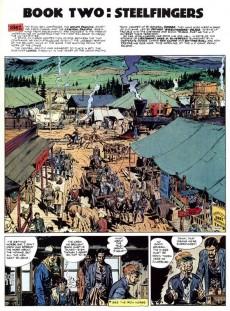 Extrait de Blueberry (en anglais, Marvel Comics) -3- Book 2 : Steel Fingers