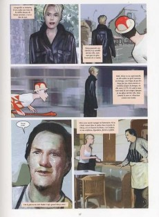 Extrait de Harlequin Valentine (2001) - Harlequin valentine