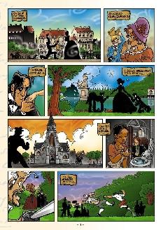 Extrait de Poèmes en bandes dessinées -a- Victor Hugo - Les Poèmes en BD