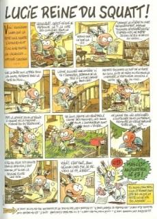 Extrait de La petite Lucie -J1- Jeux, gags, bricolages