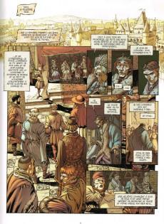 Extrait de Le trône d'Argile -4- La mort des rois