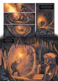 Extrait de Arawn -3- La Bataille de Cad Goddun