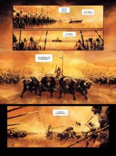 Extrait de L'Épopée de Gilgamesh -1- Le trône d'Uruk