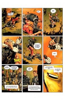 Extrait de Marvel Heroes Extra (Marvel France - 2010) -1- Dark Reign Elektra