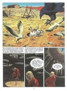 Extrait de Les aigles décapitées -13b- La princesse Mordrie