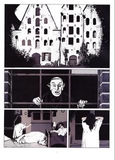 Extrait de Assassins (Rodolphe/Puchol) -2- Le Vampire