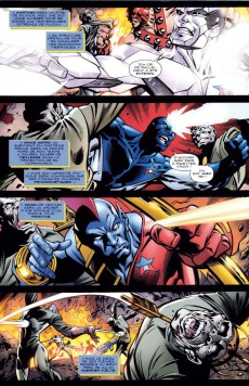 Extrait de Marvel Universe (Panini - 2007) -19TL- War of Kings (2/7)