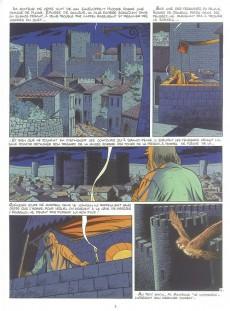 Extrait de Les aigles décapitées -14a- Les hommes de fer