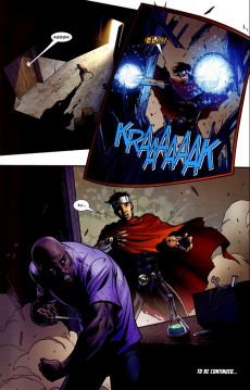 Extrait de Young Avengers - Affaires de famille