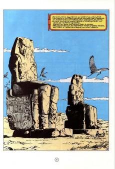 Extrait de Papyrus -9ES- Les larmes du géant
