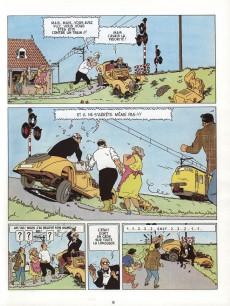 Extrait de Léon-la-terreur (Léon Van Oukel) -2- Léon-la-terreur atteint des sommets