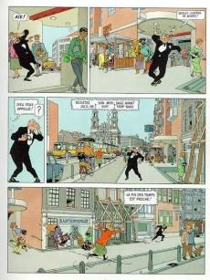 Extrait de Léon-la-terreur (Léon Van Oukel) -4- Léon-la-terreur fait des vagues