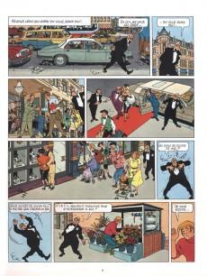 Extrait de Léon-la-terreur (Léon Van Oukel) -5- Léon-la-terreur casse la baraque