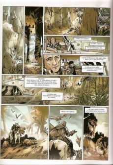 Extrait de Les princes d'Ambre -1- L'ombre Terre