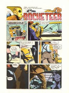 Extrait de Rocketeer - Tome 1